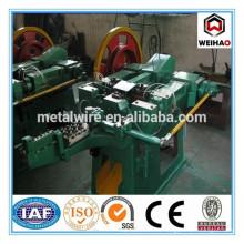 Fabricación en China buena calidad clavo que hace la máquina precio