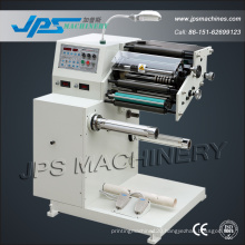Narrow Label Paper Roll Slitter Approved by CE (Horizontal Style)
