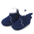 Winter Boot Leather Barnskor Baby Walking Boots