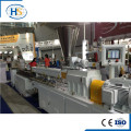 Nanjing Haisi TPU TPR Tpo Grasa de plástico Extrusora Precio de la máquina