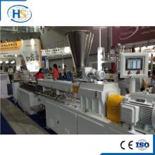 Fabricante plástico del equipo de la protuberancia del PE de las gotas para hacer gránulos