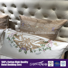 El mejor diseño de ropa de cama de la moda Ever In Bloom May Juego de cama con edredón y edredón Multi Piece
