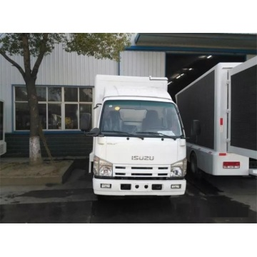 ISUZU 4 * 2 LED Advertising Truck Dijual