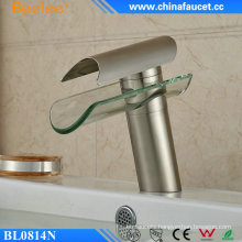 Waterfall Bathroom Sink Wash Basin Faucet Upc Water Tap
