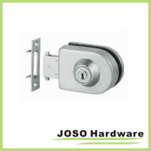 Glass to Wall Glass Fitting Framless Door Furniture Lock (GDL004A)