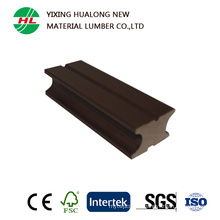 Wood Plastic Composite Keel for Decking Accessory (HLM92)