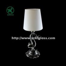 Одинарное стекло подсвечник с лампой (DIA12 * 29.5)