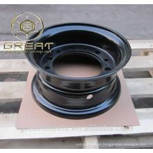 Equipamento industrial rodas de empilhadeira 8 polegadas 9 polegadas 10 polegadas