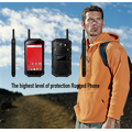 Le plus haut niveau de protection Rugged Phone