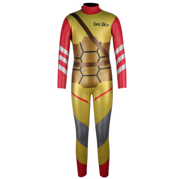 Seaskin Watersports Wetsuit 3mm Kulit Lembut