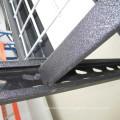 estante de almacenamiento portátil industrial del precio ompetitive / estante de la plataforma de pila del metal de Warehouse
