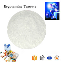 Factory price active ingredients Ergotamine Tartrate powder
