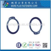 Hecho en Taiwán Anillo de retención de acero al carbono Anillo de retención externo DIN471 Anillo de retención