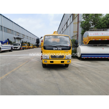 5000L sewer cleaning truck/sewage suction truck