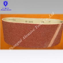 China Imported GXK51 emery sanding belt/ abrasive belt