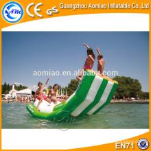 Heavy duty inflatable water banana boat tube sale