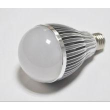 Bombilla de ahorro de energía del poder más elevado de la leche blanca, bombilla ahorro de energía E27 12w 100-240v, fábrica ahorro de energía de la bombilla