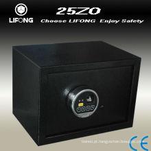 Caixa de fechadura cofre biométrico de impressão digital