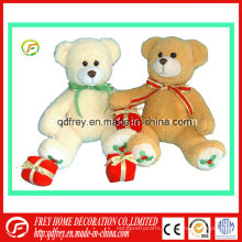Christmas Holiday Promotion Gift of Plush Teddy Bear