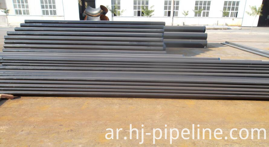 API 5L seamless pipes