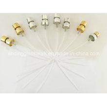PP-16 Perfume Bottle Cosmetic Sprayer Liquid Glass Bottle Pump