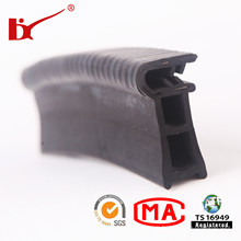 EPDM Dense Car Door Rubber Sealing Strip