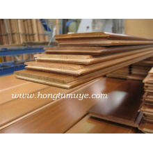 Lacquered Tongue & Groove Wall Panel