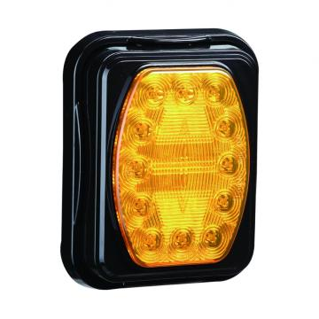 Lampu Indikator Truk LED ADR Waterproof