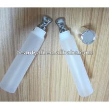 Трубка с металлическим аппликатором для блеска для губ, бальзамом для губ, косметическими трубками для блеска для губ и сущности глаз