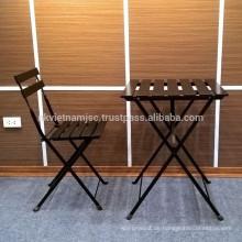 Vietnam Holz Klapptisch Stuhl