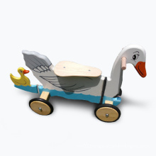 Wood Scooter, Children Scooter, Scooter Toy, Toy Scooter, Kids Scooter, Baby Scooter, Wooden Scooter (WJ278665)