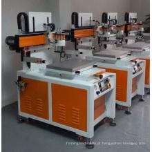 Máquina de impressão de plástico automática de tela de seda