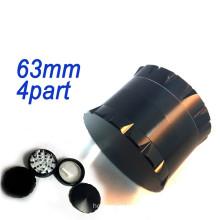 Manufacturer Wholesale aluminum Herb Grinder for Universal People (ES-GD-035)