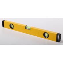 Aluminum Spirit Box Level -700812b (400mm yellow)