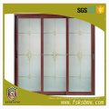 bullet proof aluminum security sliding doors to room prices