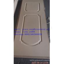 HDF/MDF Wood Veneer Moulded Door Skin