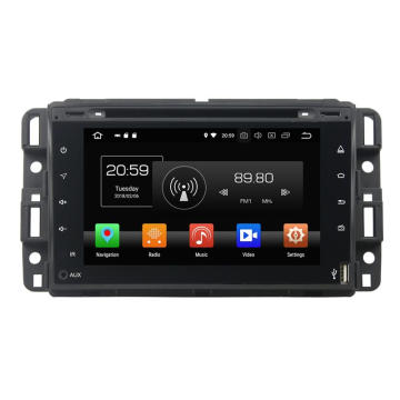 Reproductor multimedia Android 8.1 GMC 2007-2012