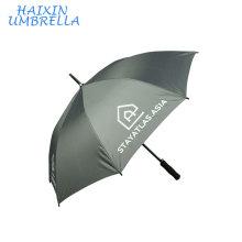 Авто открыть прямой стержень логотип печать мода Umberla Малый Выдвиженческий рекламируя зонтик гольфа китайский классический с ручкой Ева