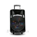 Spitzenverkauf 8 Zoll populärer Bluetooth Karaoke Muitimedia Audiosprecher