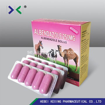 Animal Albendazole 600mg Tablet
