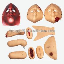 Advanced New Trauma Accessories Care Model, modèle de blessure