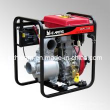 Pompe à eau diesel 4 pouces Pipe carrée (DP40E)