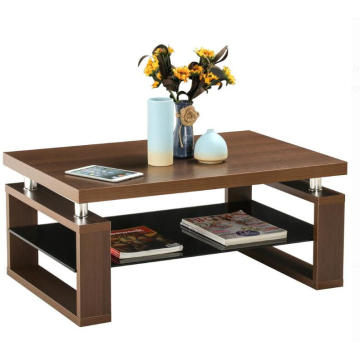 Table A Thé En Bois Design Photo