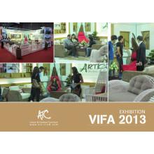 Vietnam Vifa Feria 2013 Fábrica de muebles de artesanía