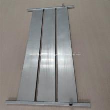 Placa de aluminio 3003 refrigerada por agua para disipador de calor