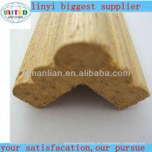madera de teca amarilla
