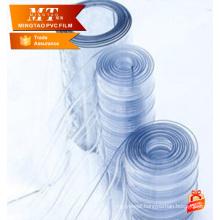 High Quality Soft transparent Different Width PVC Strip Curtain/foshan manufacturer