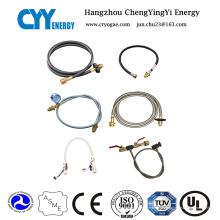 Cyyfh33 Hochdruck- und Druckgasflaschen-Füllschlauch