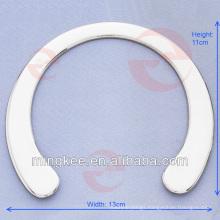 Arced Bag / Handbag Handle in Nickel-Free / Lead-Free (S26-298A)
