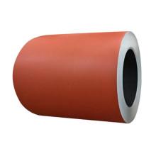 Bobine d'acier galvanisé prélaqué couleur PPGI